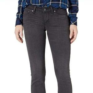 Lucky Brand Lolita Shrunken Boot Jeans